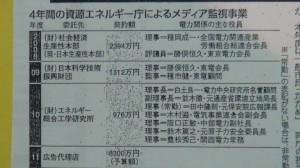 エネ庁・メディア監視事業・契約